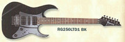 2000 RG250LTD1 BK