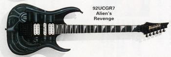 92UCGR7 Aliens Revenge