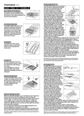 Image Edge Pro Ii Instructionsg Ibanez Wiki Fandom Powered