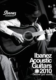 2010 EU acoustics catalog front-cover
