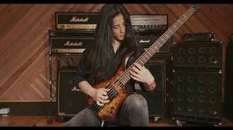 Ibanez EHB1500 Headless Bass featuring Yas Nomura