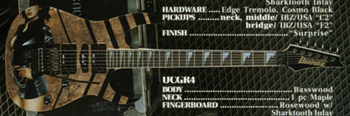 1991 UCGR4 Leather and Metal