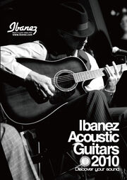 2010 North America acoustics catalog front-cover