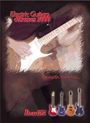 2000 GIO catalog cover