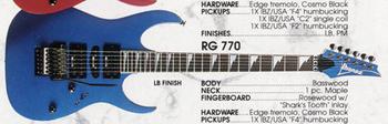 1990 RG770 LB