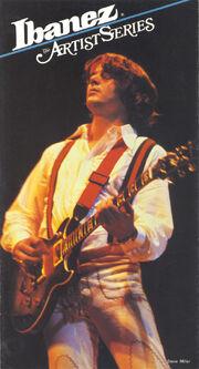1978 Artist brochure front-cover