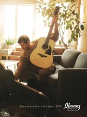 2012 USA acoustic catalog front-cover