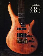 1988 AFD40-AFD45 catalog p1