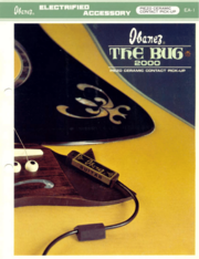 1976 Electrified Accessory front-cover
