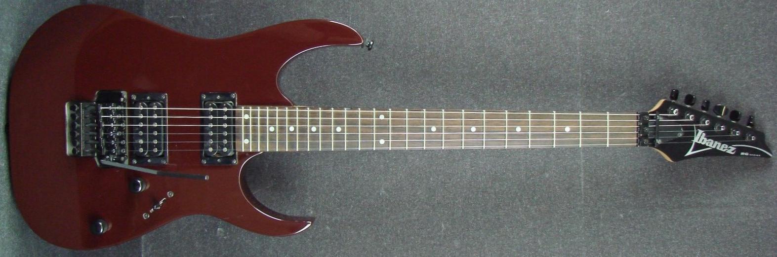 Rg220b Ibanez Wiki Fandom Powered By Wikia Lipstick Guitar Pickup Wiring Diagrams Red