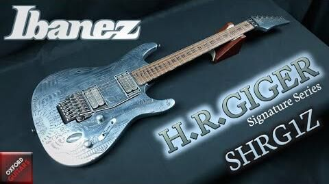Ibanez SHRG1Z H. R