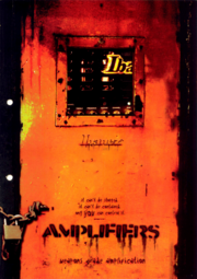 2006 Amplifier leaflet front-cover