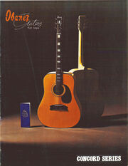 1974 Concord acoustics front-cover