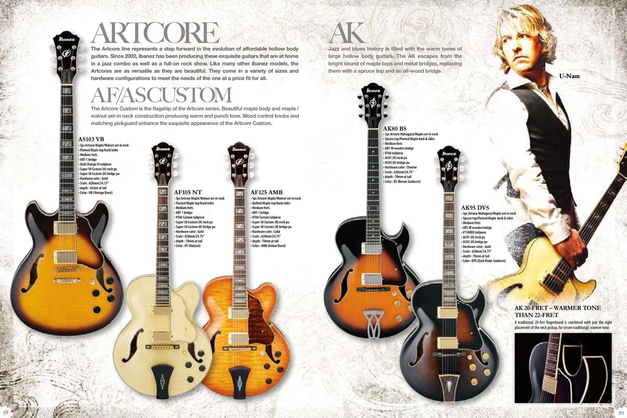 Image - 2010 USA elec guitar catalog p58-59.jpg   Ibanez Wiki   FANDOM  powered by Wikia