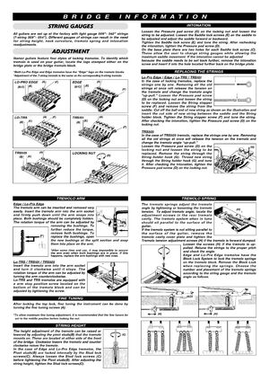 2000 Ibanez Manual p2