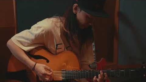 Ibanez Hollow Body Artstar AFC151 Guitar - Kazuki Isogai