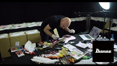 Joe Satriani signature models