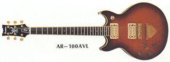 1981 AR100L AV