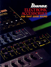 1981 Electronic Accessories front-cover