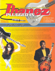 1996 Plugged In magazine front-cover