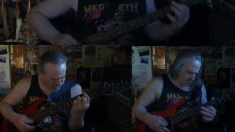"""""""Vitam Diligere"""" a new song by Gary Hutchings.. ..With Bass - 06 30 2013"""