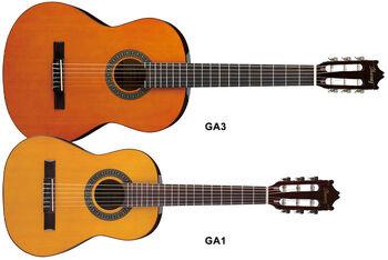 GA1-GA3 comparison