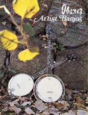 1976 Artist Banjo front-cover