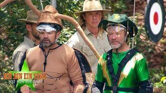 Dschungelcamp 2020 Dschungelprüfung Höhenfluch - Jetzt bloß keine Höhenangst, Männer!