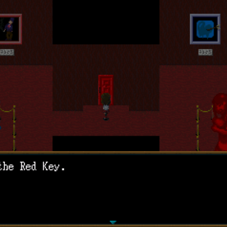 Upon Getting the Red Key