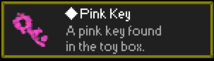 Pink Key