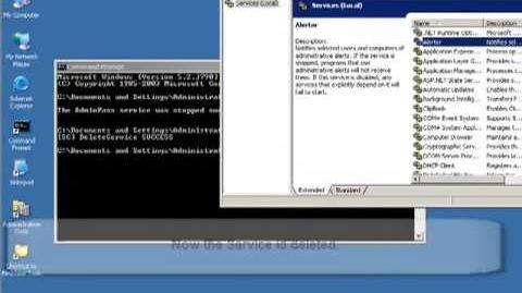 Reset Domain Administrator Password