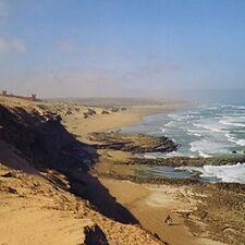 Coast hammerfell desert