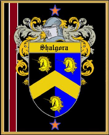Crest of Shalgora