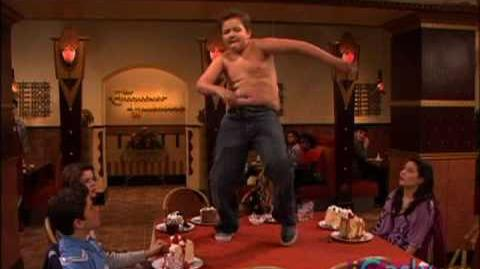 Dancing Gibby