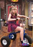 Sam on tricycle