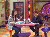 ICarly - Miranda and Nathan rehearsing