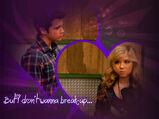 But I don't wanna break-up...