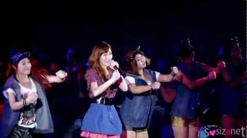 1080p SNSD 121017 Jessica - My Lifestyle PYL Party fancam