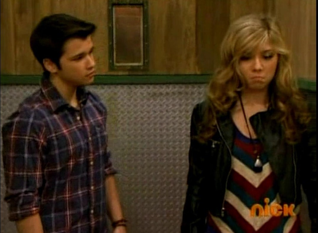 Freddie ja Sam dating on iCarly