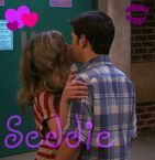 Seddie kiss HD 3