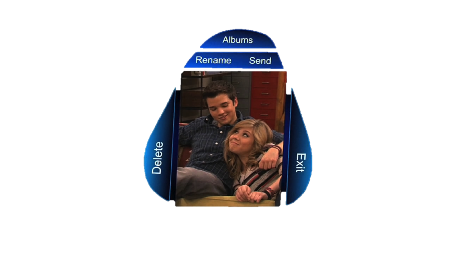 Image - Pear phone album phote.png | iCarly Wiki | FANDOM powered by ...