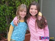 Little carly and sam