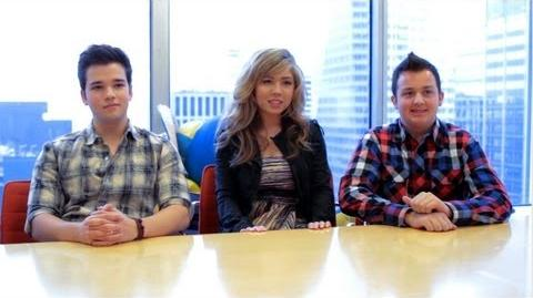Jennette McCurdy and iCarly Cast Interview about First Lady Michelle Obama