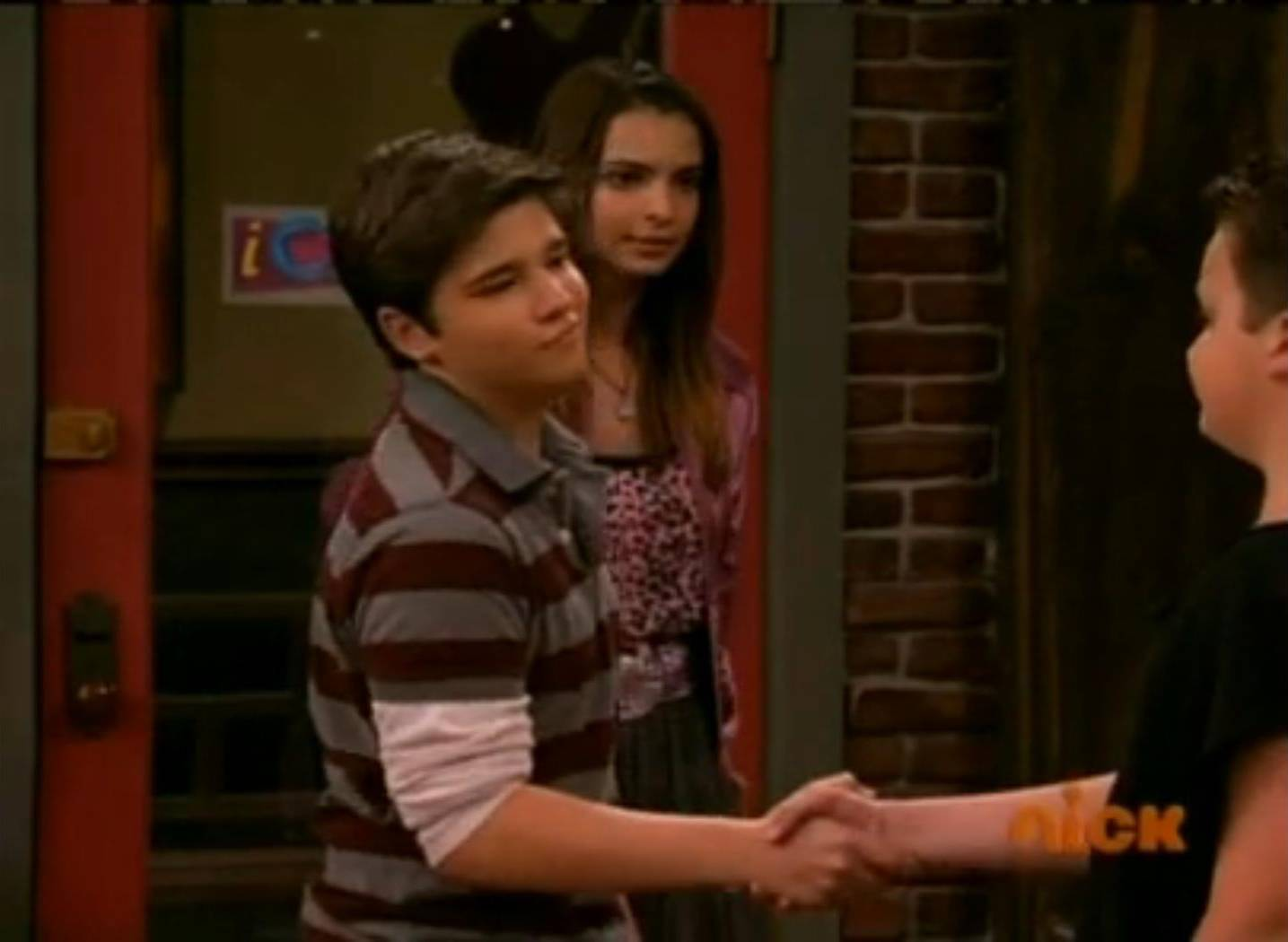 iCarly episoder Sam och Freddie datingBSA motorcykel dating