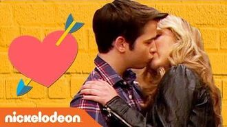 Sam & Freddie's First & Last Kisses 😘 iCarly TBT