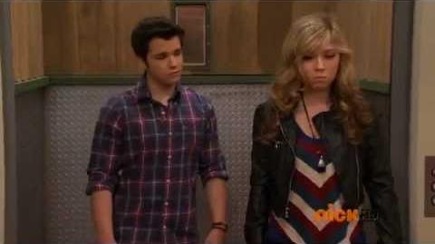 "ICarly Sam & Freddie (Seddie) iLove You ""Last Kiss"" Break Up"