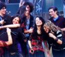 ICarly fiesta con Victorious