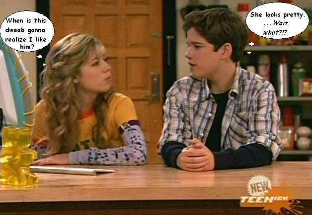 Dating In Real Icarly And Are Sam Life Freddie the kind