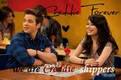 We are Creddie shippers