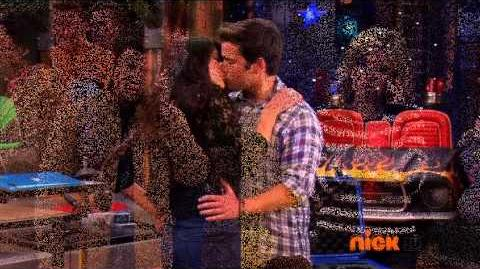 ICarly Kisses ♥ Wanted (Every kiss from iQ to iGoodbye)
